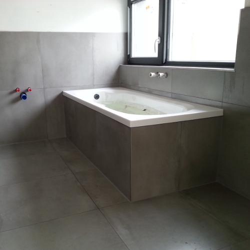 Badezimmer Betonoptik betonoptik fliesen bad eb34 hitoiro